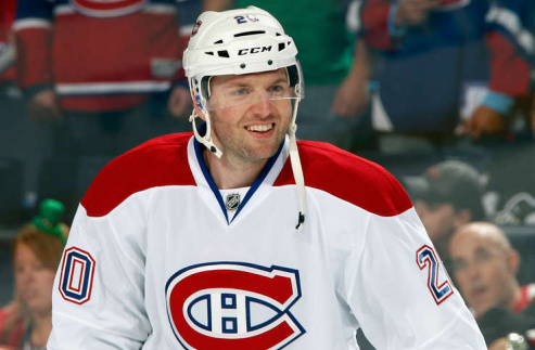 НХЛ. Ванек — первая звезда дня