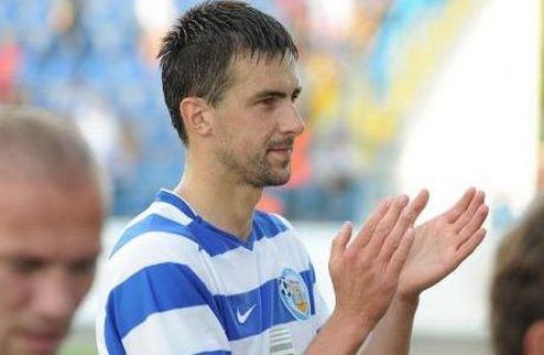 Черноморец приглашает Гурского