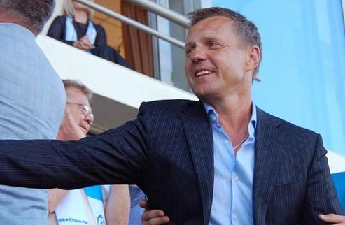 Красильников заверил, что Севастополь доиграет чемпионат