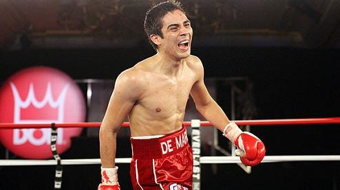 ДеМарко хочет драться с Риосом