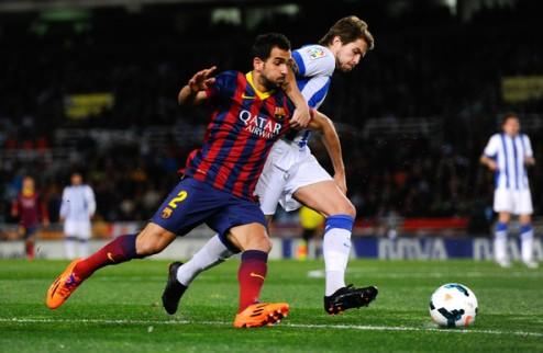 Официально: Барселона продлевает Монтойю