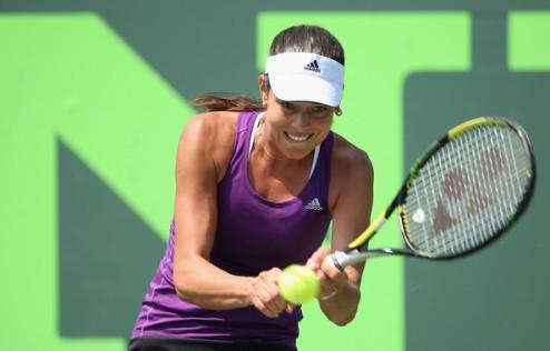 Майами (WTA). Иванович и Серена снова побеждают