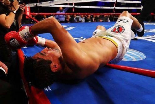 Моралес: два месяца без бокса