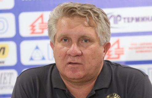 """Ташуев: """"Я доволен футболистами"""""""