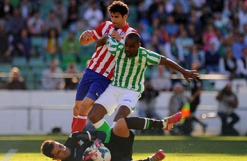 Атлетико догнал Реал, Валенсия сильнее Вильярреала