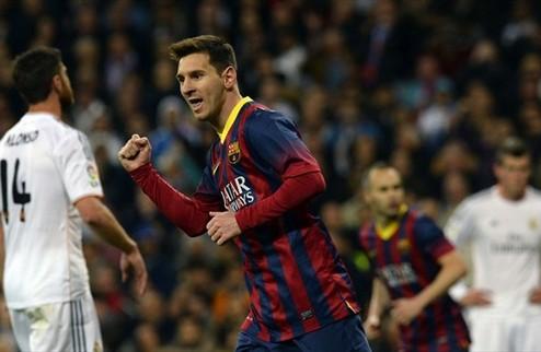 Барселона одолела Реал в матче-триллере