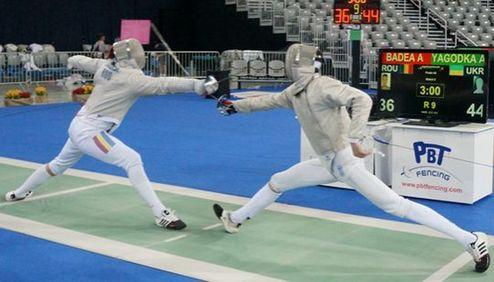 Фехтование. Украинские рапиристы стали четвертыми в командных соревнованиях на этапе Кубка мира