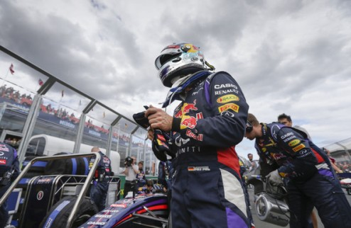 Формула-1. Рено готовит моторы к Гран-при Малайзии