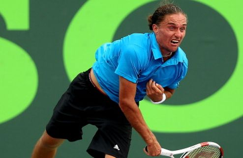 Долгополов — четвертьфиналист турнира в Майами!