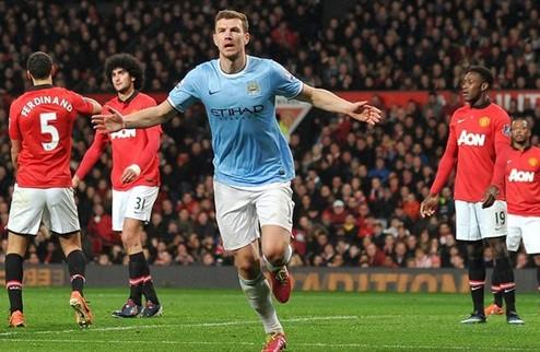 Сити сильнее Юнайтед в дерби, осечка Арсенала