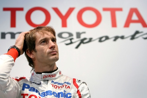 Трулли протестировал болид Формулы-Е