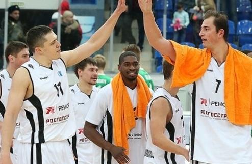 Еврокубок. УНИКС и Нижний Новгород проходят в полуфинал