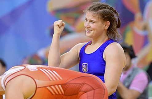 Борьба. Стал известен состав женской сборной Украины на чемпионат Европы