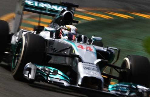 Формула-1. Гран-при Малайзии. Хэмилтон выигрывает первую практику