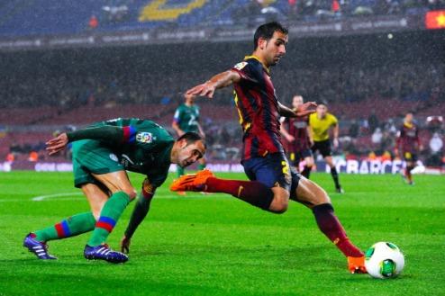 Монтойя продлил контракт с Барселоной