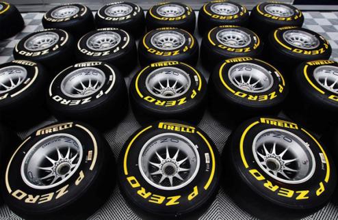 Формула-1. Пирелли: в гонке будет два-три пит-стопа