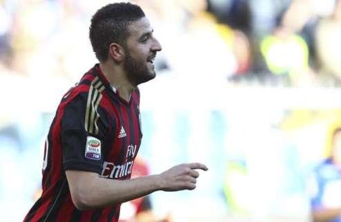Таарабт хочет остаться в Милане