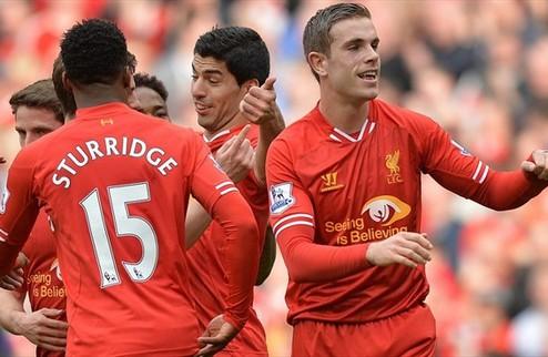 Ливерпуль вышел в лидеры, Эвертон подобрался к Арсеналу