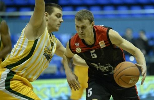 Суперлига. БК Киев делает решительный шаг к плей-офф