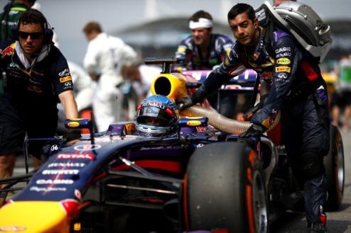 Формула-1. ФИА: Ред Булл — предупреждение, штрафы для Бьянки и Магнуссена