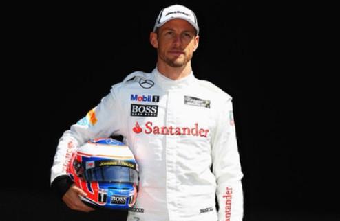 Формула-1. Баттон доволен результатом на Гран-при Малайзии