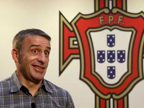 Бенту выкинул заявку Португалии на ЧМ в ресторане?