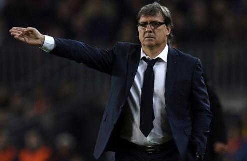"""Мартино: """"После гола Атлетико вы увидели Барселону во всей ее красе"""""""