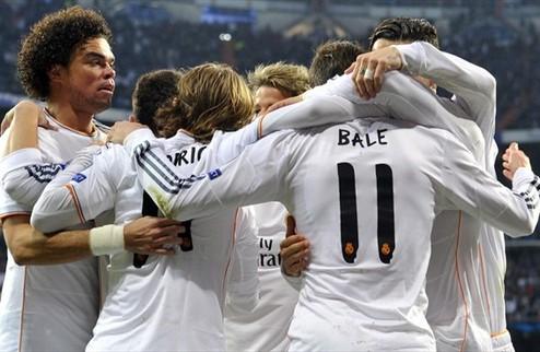 Реал разбил Дортмунд