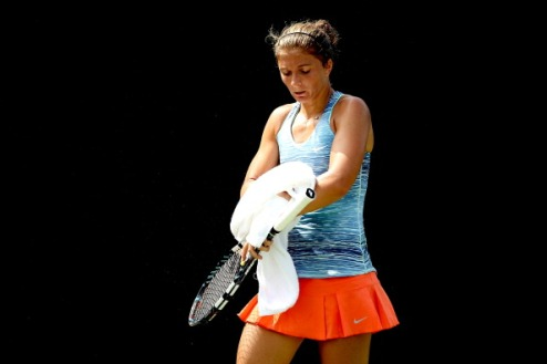 Чарльстон (WTA). Гантухова и Эррани идут дальше, успехи Винус и Янкович