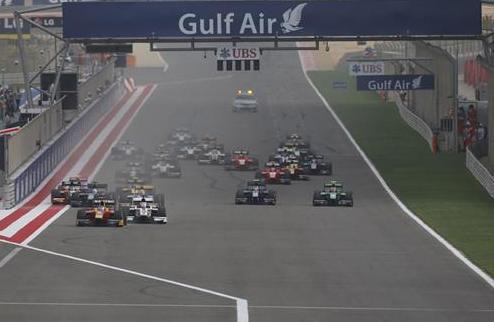 GP2. Составы команд в сезоне-2014