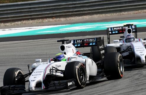 Формула-1. Уильямс извинился за эпизод с Массой в Малайзии