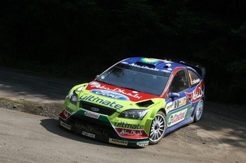 WRC. Ралли Португалии. Хирвонен лидирует в первый день