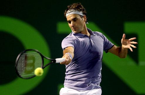 """Федерер: """"Хорошо, что не потратил много сил"""""""