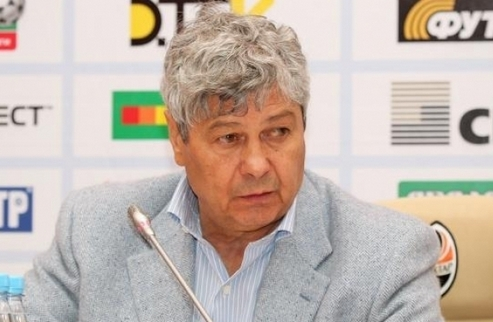 """Луческу: """"Доволен, что команда выглядит лучше, чем в игре с Днепром"""""""