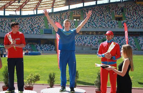 Украинец претендует на звание лучшего легкоатлета марта в Европе