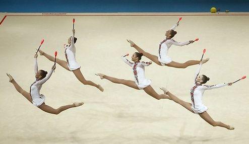 Художественная гимнастика. Из Португалии украинки везут три медали