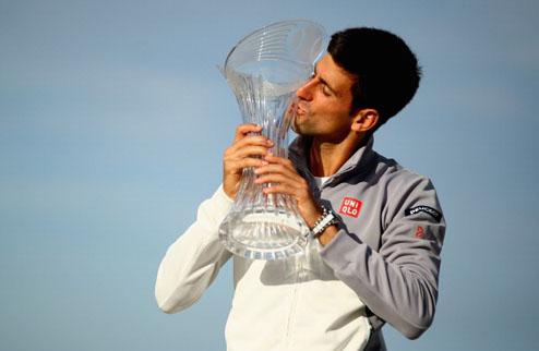 """Джокович: """"Теннис — мое главное увлечение"""""""