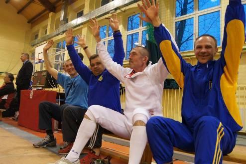 Фехтование. Украинцы выигрывают Кубок Закопане