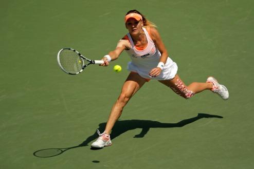 Катовице (WTA). Винчи и Радваньска идут дальше