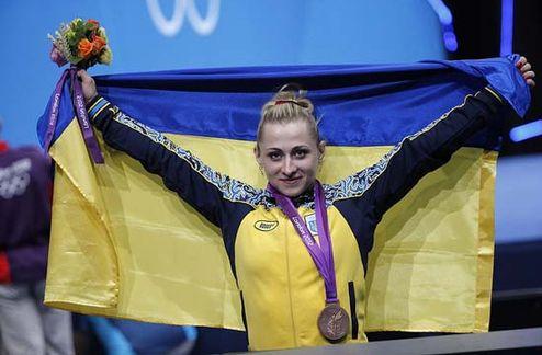 "Тяжелая атлетика. Калина: ""Ни за какие деньги не покину Украину"""