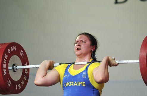 Тяжелая атлетика. ЧЕ-2014. Миронюк пополняет медальную копилку Украины