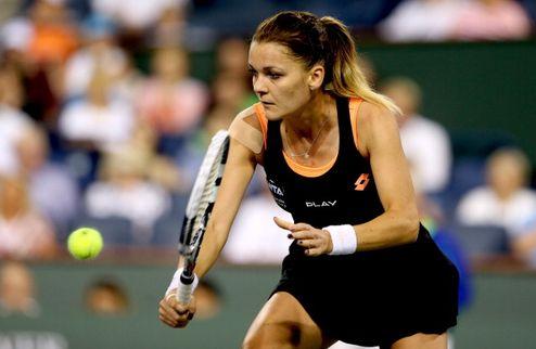 Катовице (WTA). Радваньска расправилась со Скьявоне, Рыбарикова устроила разгром