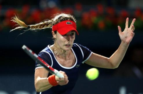 Катовице (WTA). Корне, Радваньска и Суарес-Наварро в полуфинале