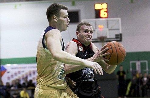 Коротков продолжит карьеру в Союзбаскетугле
