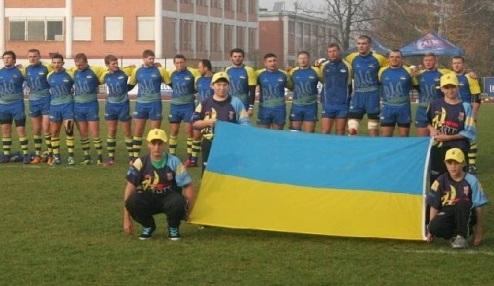 Регби. Окончательный состав сборной Украины на игру с Молдовой