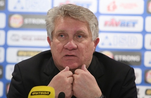 "Ташуев: ""Я знал, что мы прибавим"""