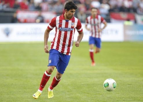Диего Коста возвращается в игру