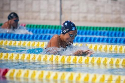 Плавание. Две медали украинок в Греции