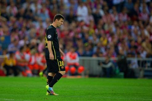 Месси и Барселона близки к новому контракту