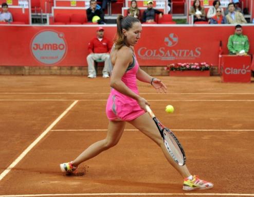 Богота (WTA). Янкович и Гарсия в финале